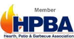 Member HPBA - Hearth, Patio and Barbecue Association